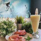 Al mal tiempo @alohers_coffee_surf  buenos días a tod@s
